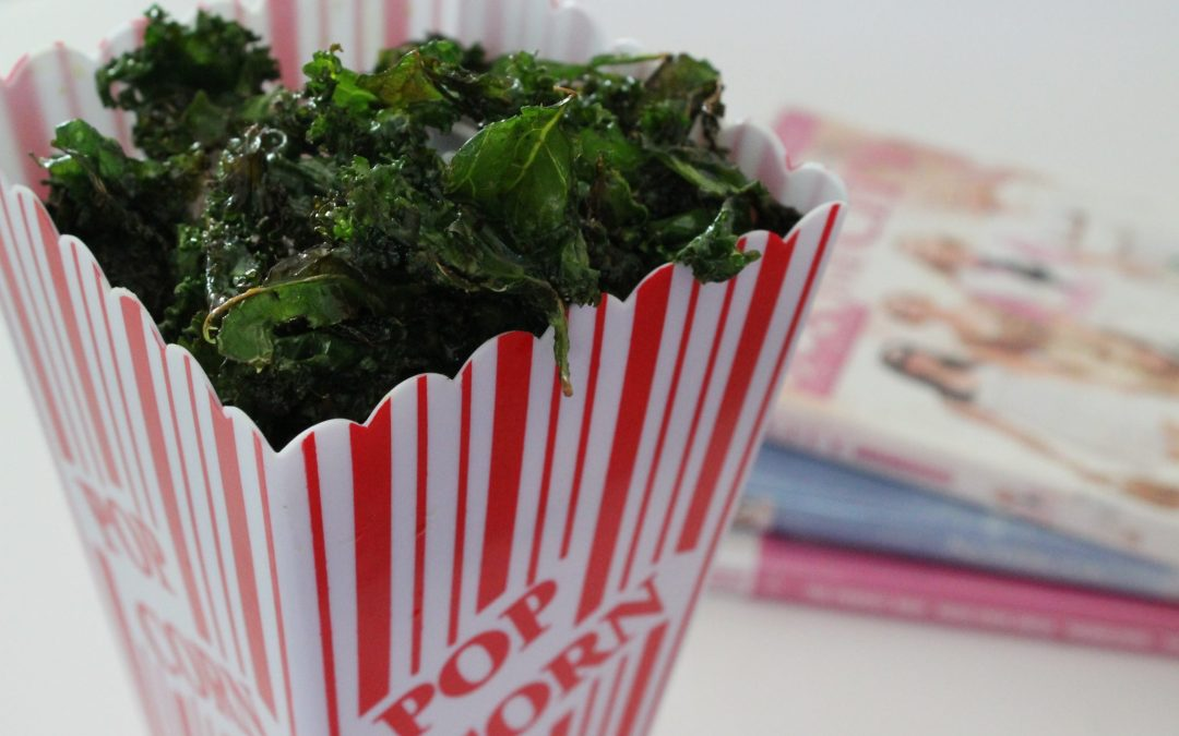 Movie Theater Kale 'Popcorn'