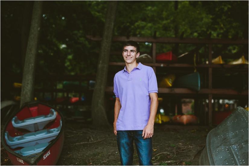 Senior Portrait Photographer, Clarence, NY Spaulding Lake