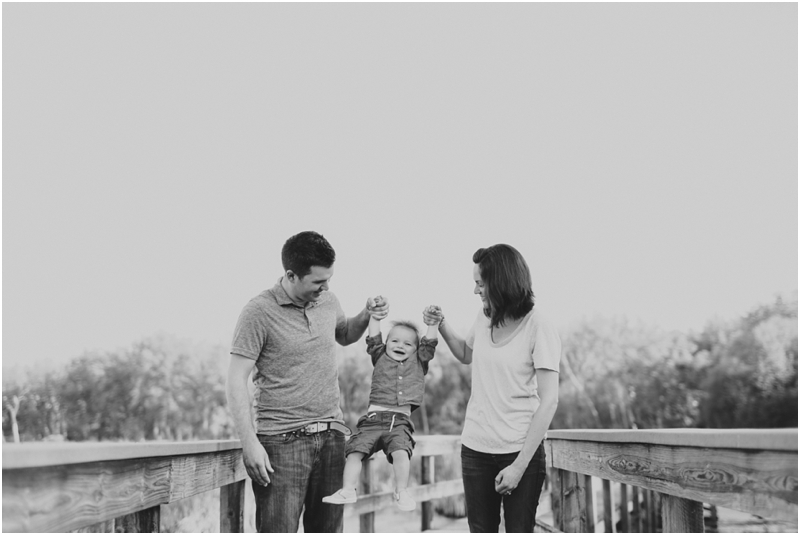 Family Photographers in Buffalo at Tift Nature Preserve