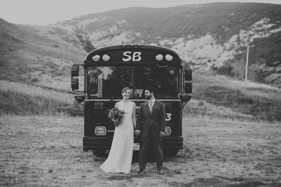 Arroyo Hondo Preserve Wedding