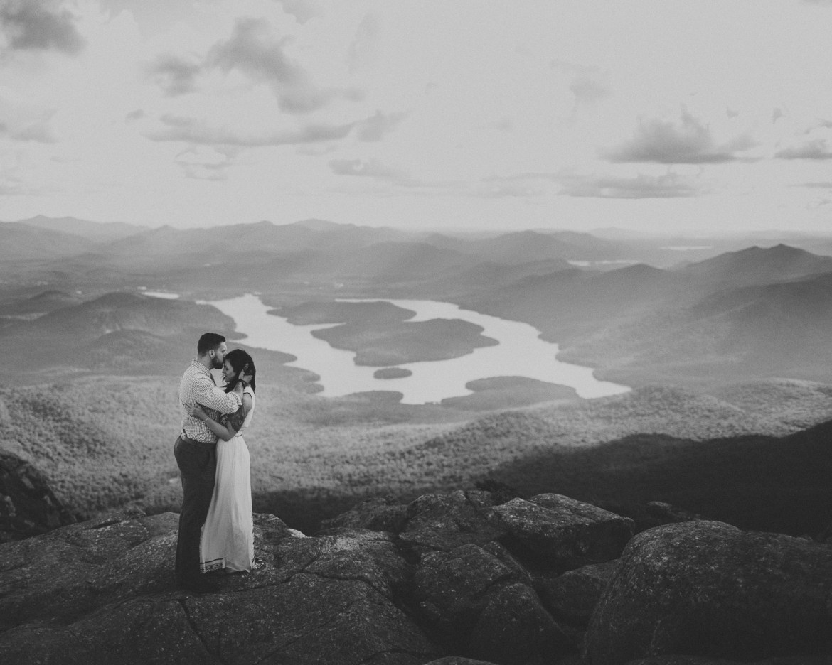 Weddings on WhiteFace Mountain