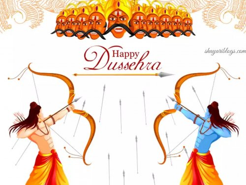 happy dussehra wishes image