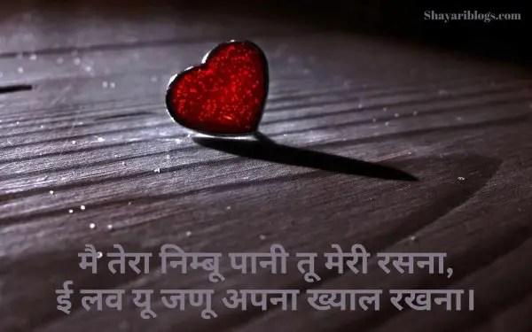 i love u sayri image