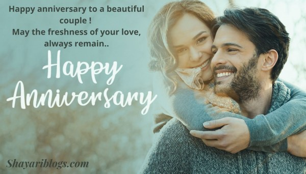 Anniversary Wishes In English image