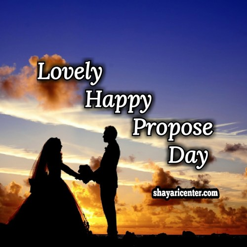 lovely propose day images