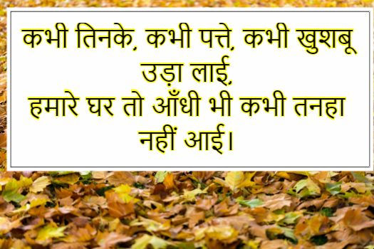 Do Line Hindi Shayari