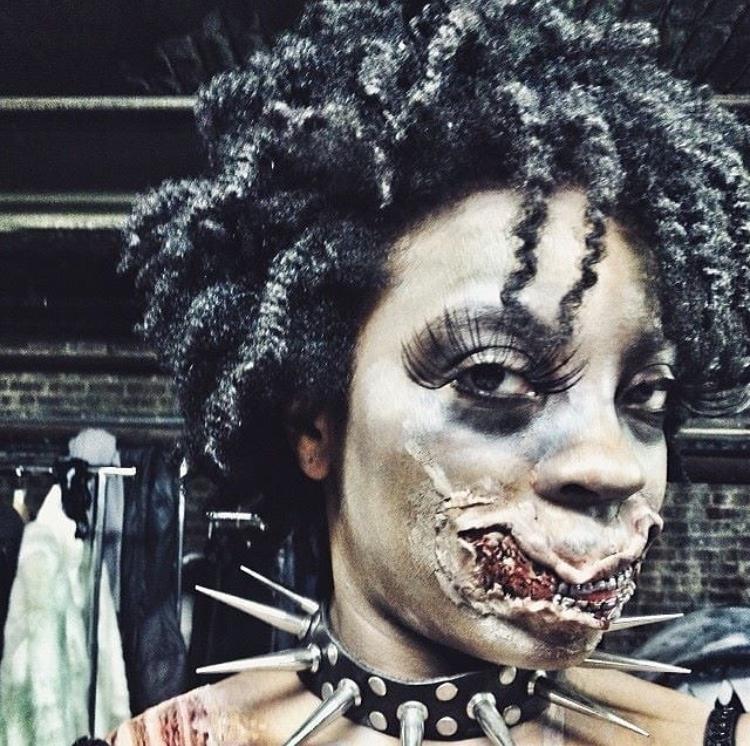 The Polin Dead Zombie – Pole Dance Act