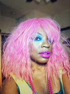 """MTV Barbie 80s Night Burlesque Act"" - www.shayaulait.com"