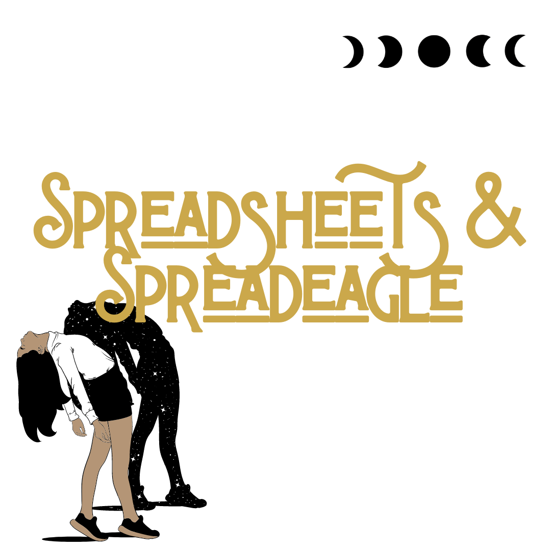 """""""Spreadsheets and Spreadeagle"""" - https://shayaulait.com"""