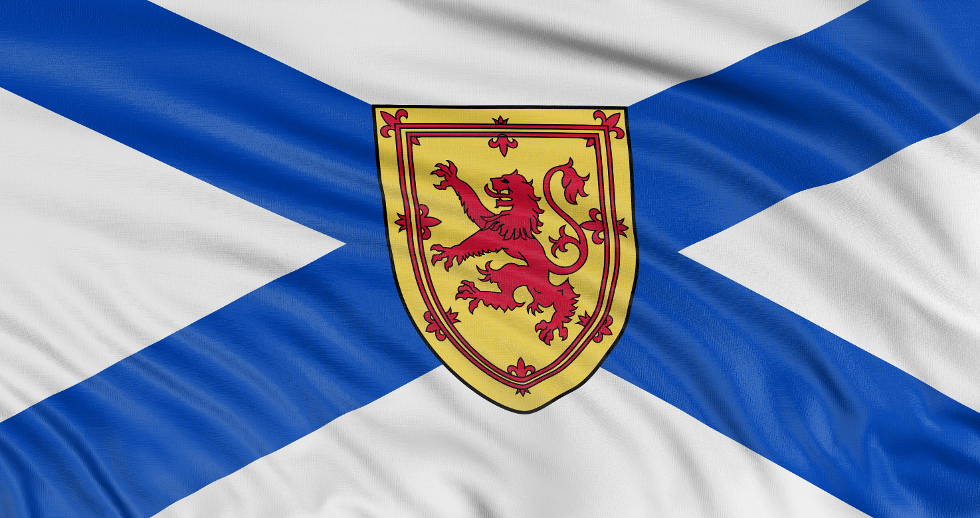 Party Lines in the Nova Scotia Election