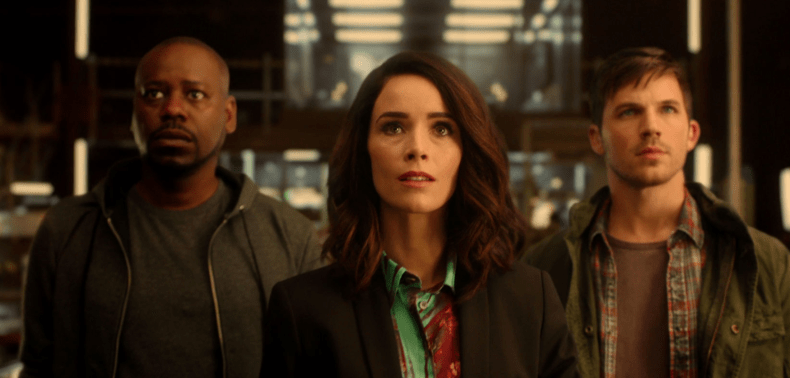 Timeless Season 2 Episode 1