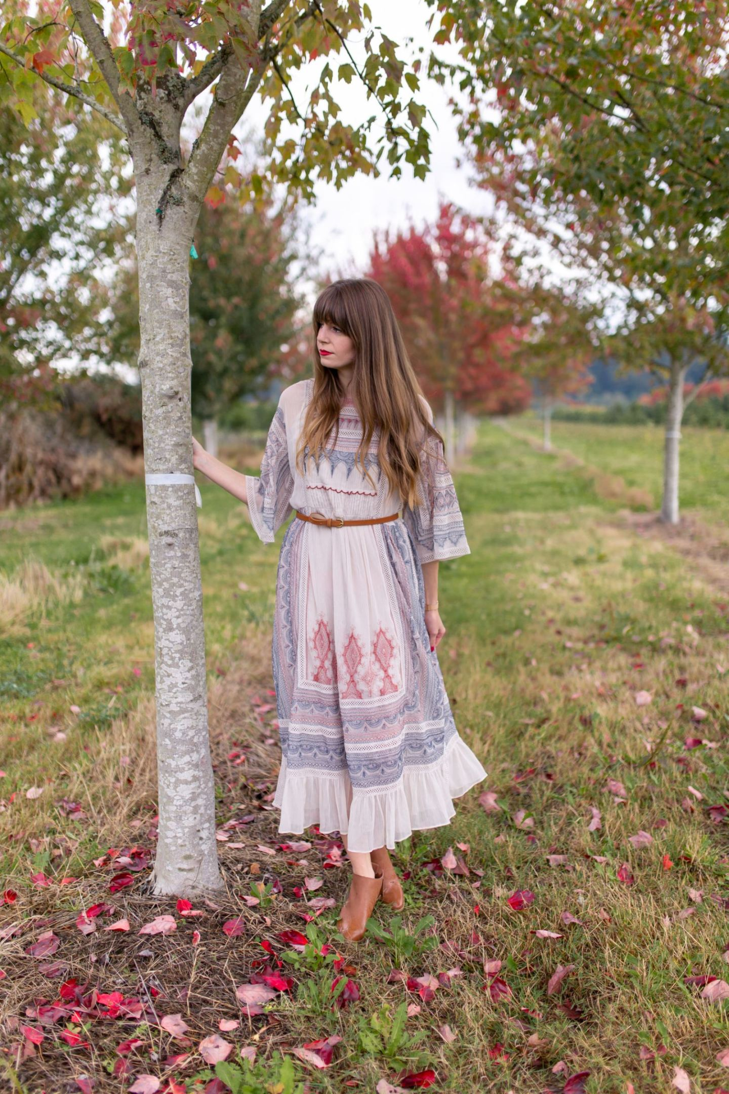 Dreamy Fall Dresses