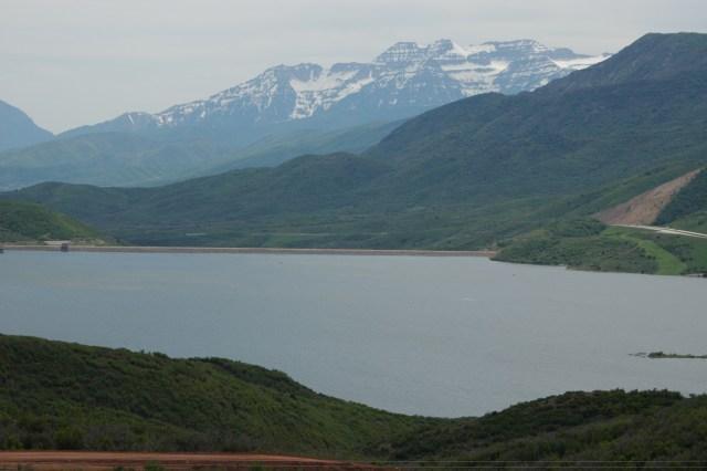 Jordanelle Reservoir Summer Utah