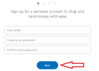 how-to-create-paypal-account-enter-information