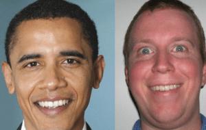 I Look Like Barrack Obama