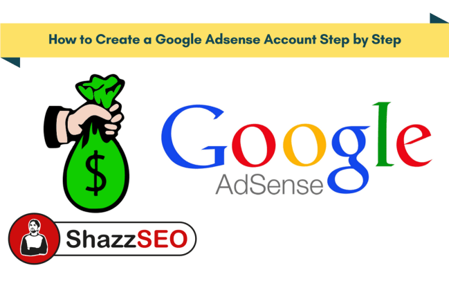 How to Create a Google Adsense Account Step by Step