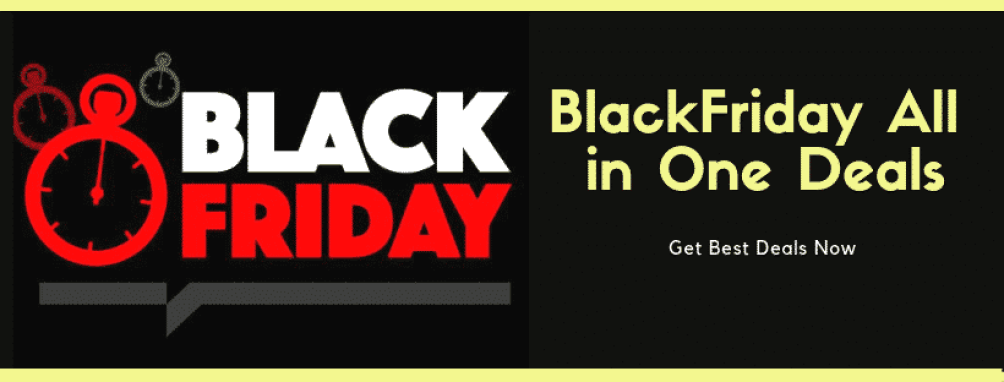 Black Friday Weekend Deals Cyber Monday