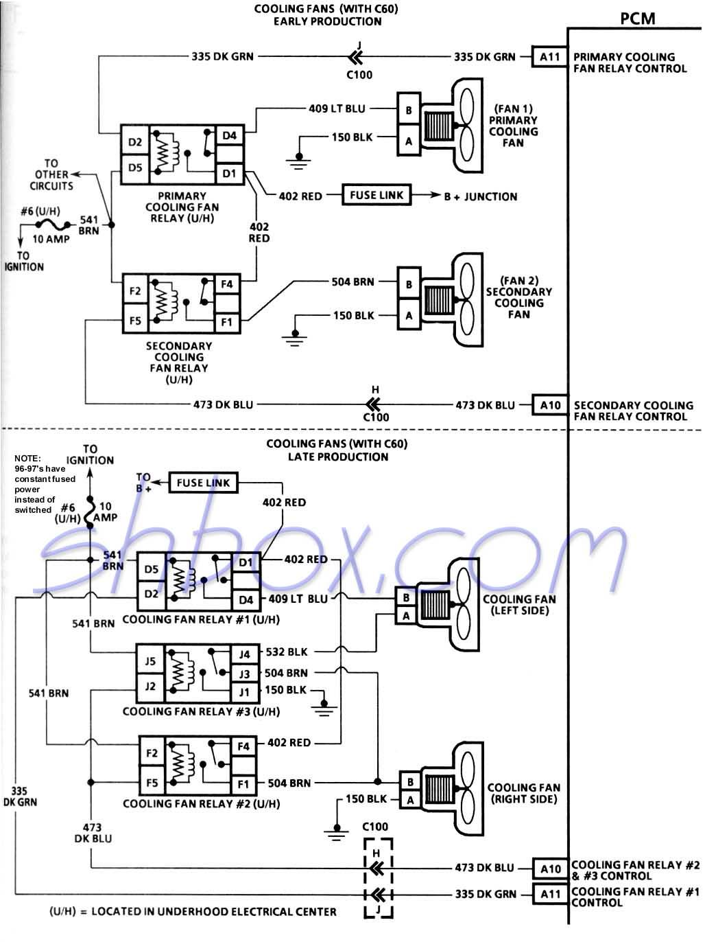 99 Cabrio Fuel Pump Relay Location on 1996 Lt1 Wiring Harness Diagram