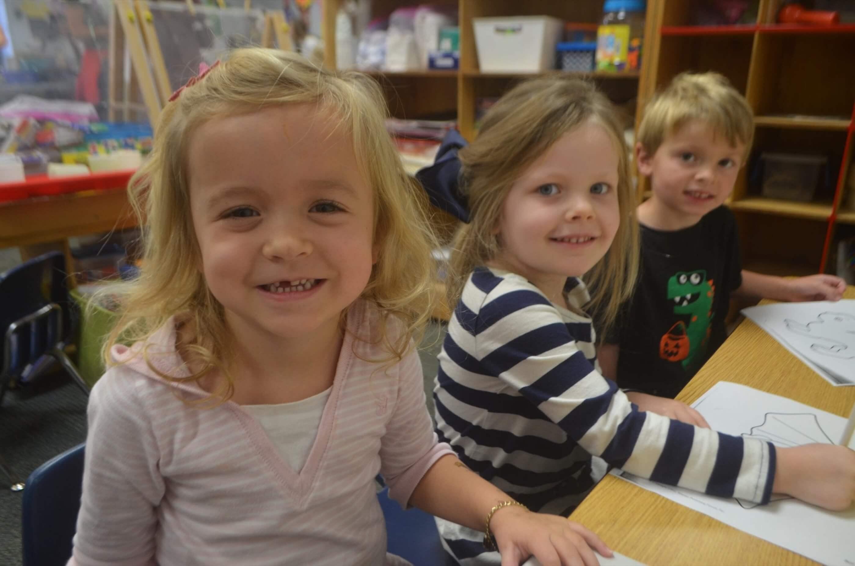 Preschool Sacred Heart Cathedral School