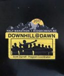 Re-brand - DownHIll@Dawn Sample Award