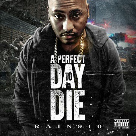 A Perfect Day to Die cover
