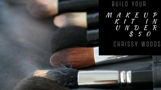 Beginners Makeup Kit, Chrissy woods