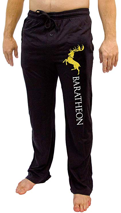 Game of Thrones House of Men's Pajama Pant Costume