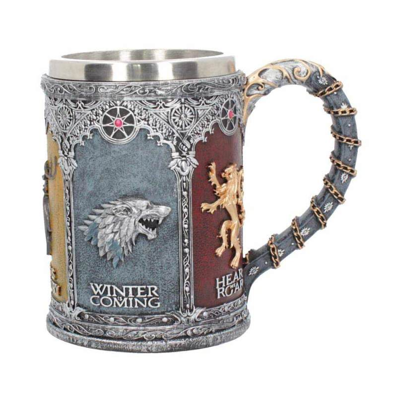 Game of Thrones Sigil Tankard 14cm
