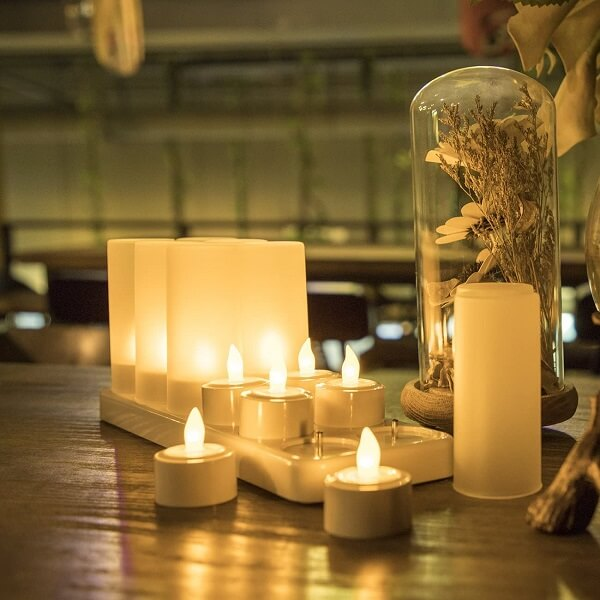EXPOWER Flameless Candles