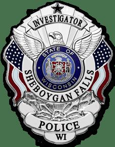 Investigator badge
