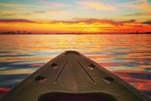 Don't go Kayaking