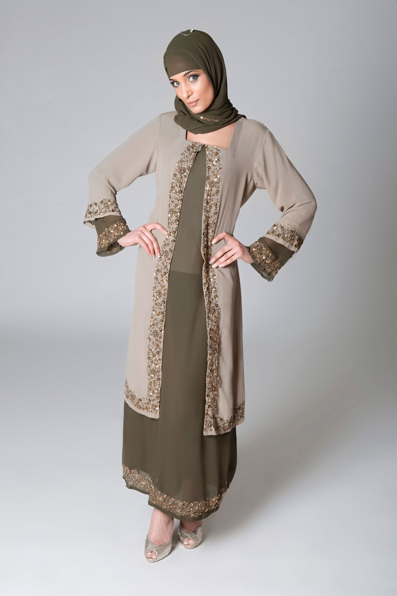 New Abaya Jilbab Designs