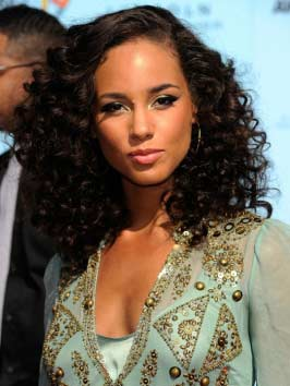 Alicia Keys Hairstyles 2010 11 Popular Celebrity Haircut