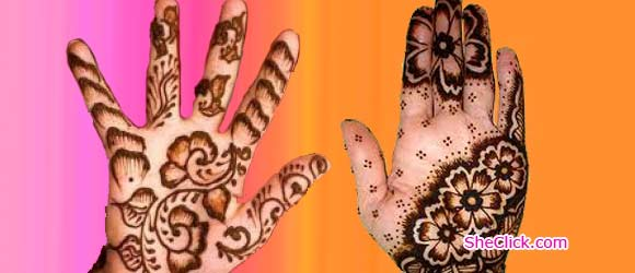 Beautiful Party Mehndi Designs For Kids Excellent Photo