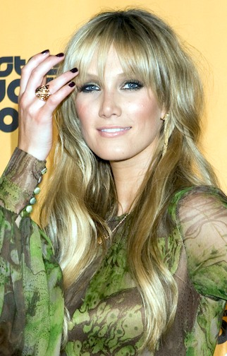 Delta Goodrem Hairstyles And Attractive Photo Gallery