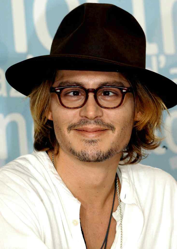 Johnny Depp Funny Still Photo