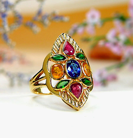 Absolute Gemstone Jewelry Designs For Girls