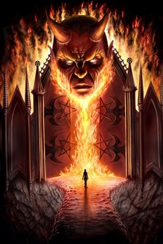 Gates Of Lucifer Wallpaper