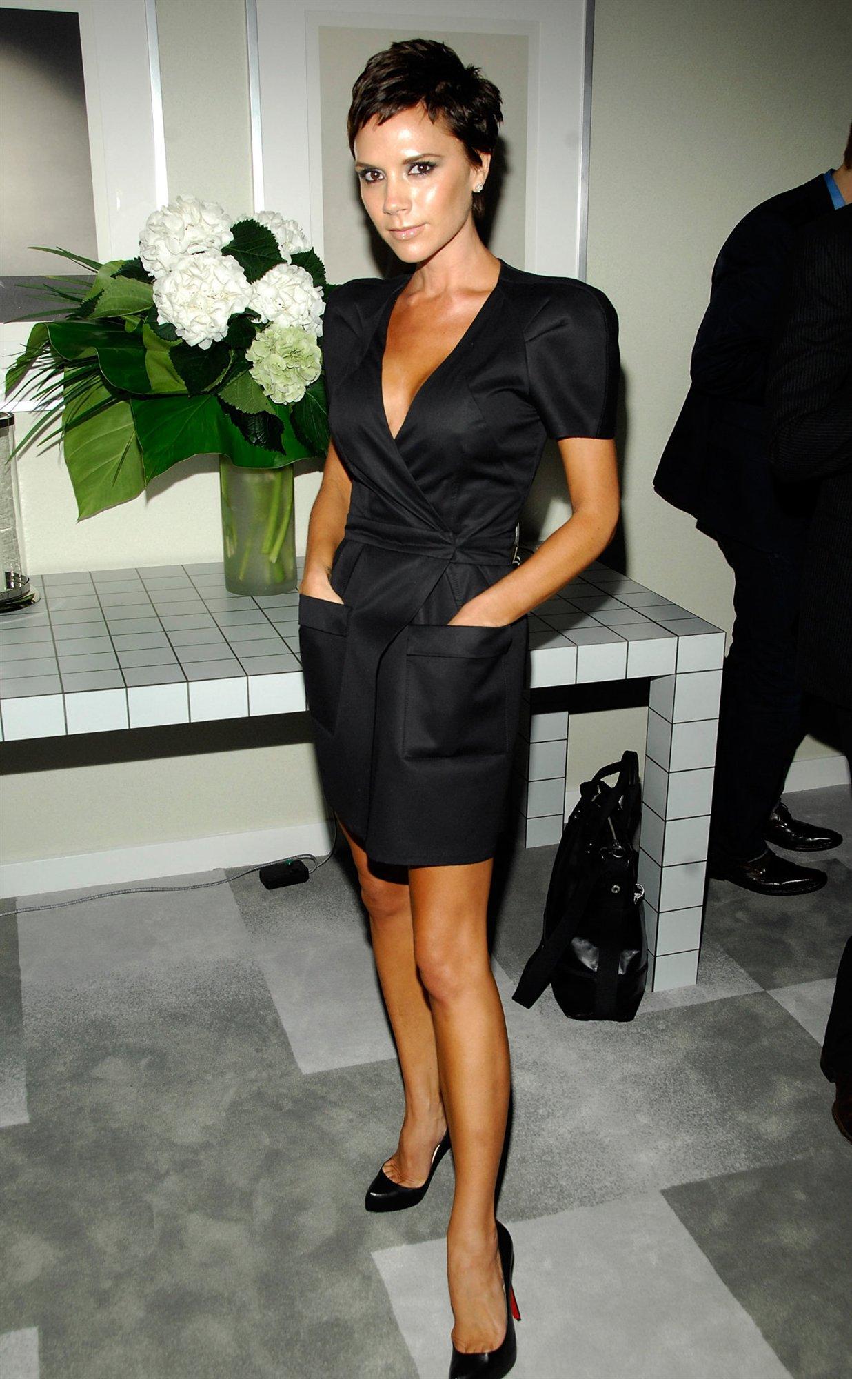Victoria Beckham Hot Actress