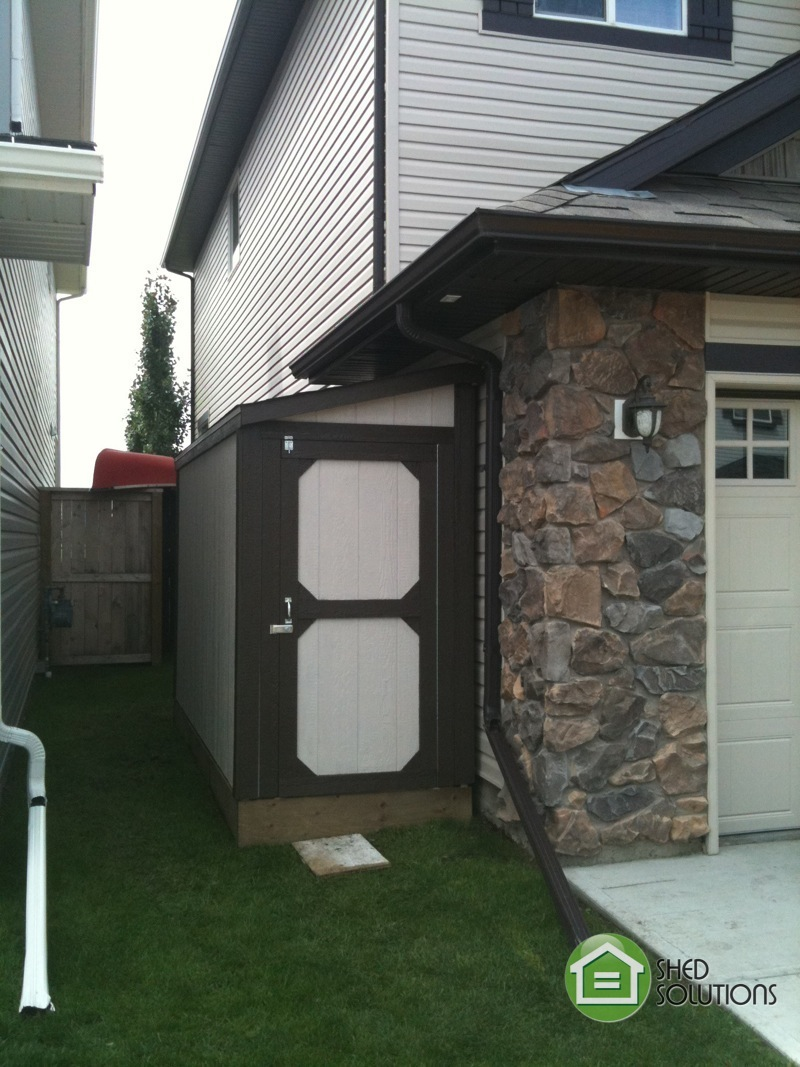 4 X 12 Garden Shed The Madison Shed Solutions