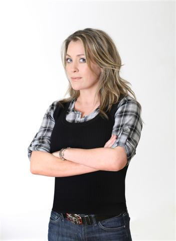 Sarah Beeny - Shed of the year judge