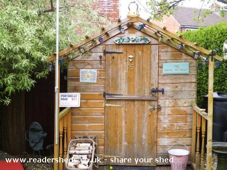 The end is in sight for entry to Shed of the year 2012 : Closes May 20th 2012