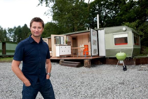 George clarkes Micro Designs 1 Caravan