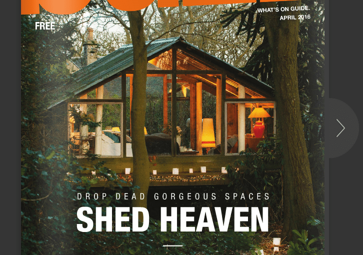 Shed Heaven – Drop Shed Gorgeous