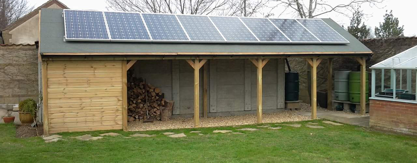 Your Questions Answered On Adding Solar Power To Your Shed
