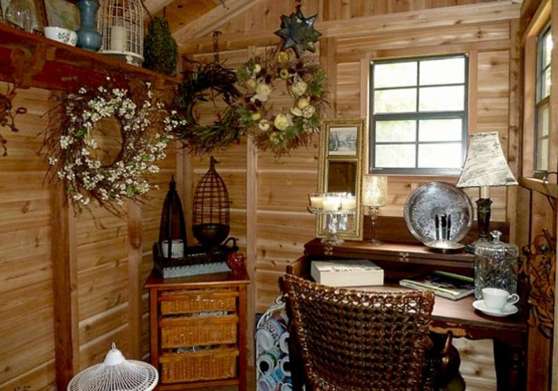 Outdoor Living Today 9X6 Cabana Garden Shed   Free Shipping on Outdoor Living Today Cabana id=33695