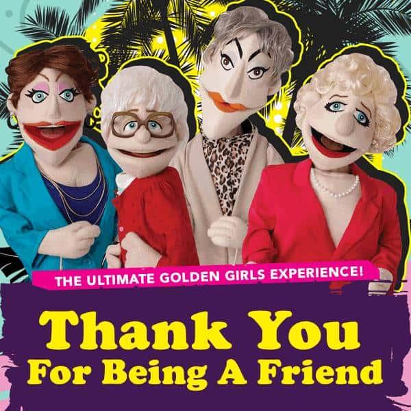 Image result for golden girls as muppets