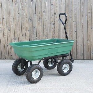 Tipping Utility Cart from Sheds Direct Ireland