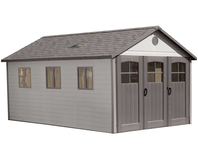 Lifetime Storage Sheds