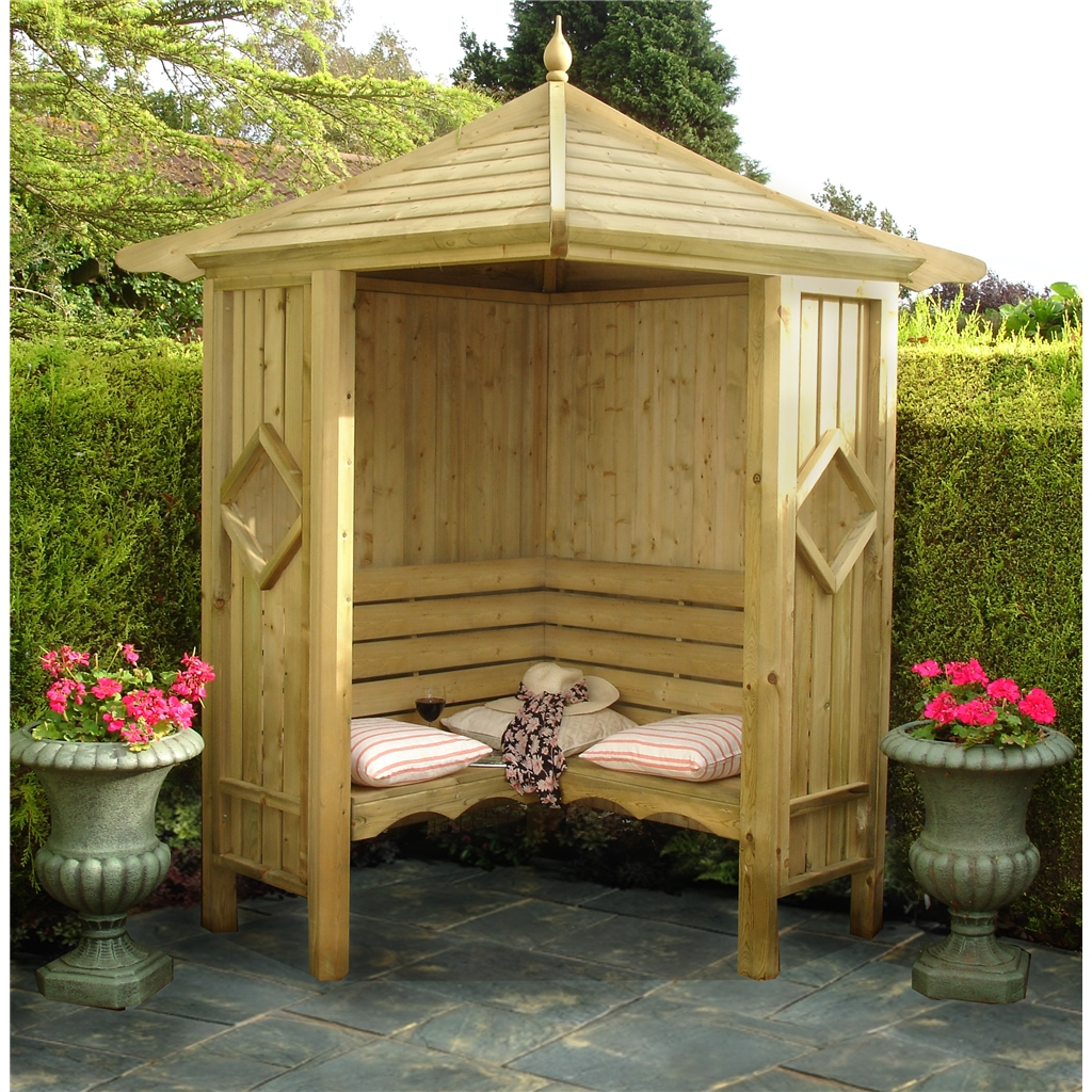 Shedswarehouse Com Stowe Arbours 4ft X 4ft Stowe